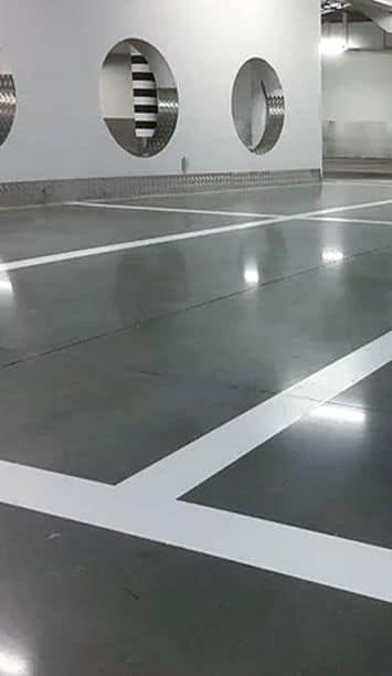 Regeneracja posadzek betonowych