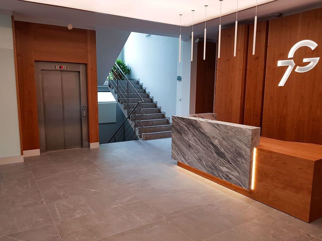 Realizacja Górki 7 Gawin building Excellence