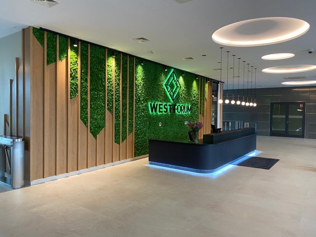 West Forum Wrocław Realizacja GawinBE